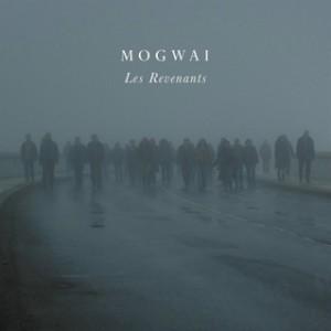 Mogwai Les Revenants S:Track 2013 Cover Art