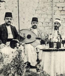 Oud Aleppo Syria 1915