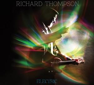 Richard Thompson - Electric - Album Cover