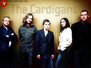 The Cardigans Pic