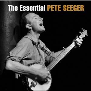 The Essential Pete Seeger Cover Art