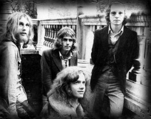 Wishbone Ash Early Seventies