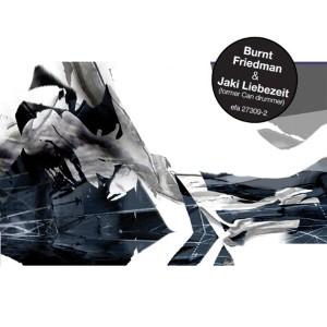 Burnt Friedman & Jaki Liebezeit Secret Rhythms  2002 Cover Art