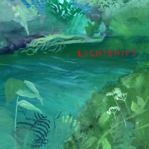 Lightships Electric Cables 2012 Cover Art