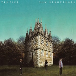 Temples Sun Structures 2014 Cover Art