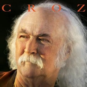 David Crosby Croz Cover Art 2014