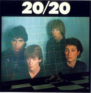 20 20 album cover 1979