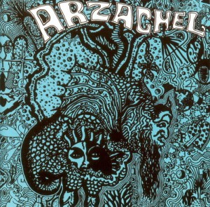 Arzachel Cover Art 1969