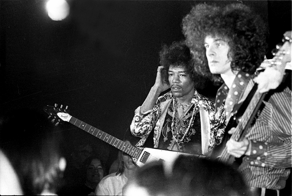 30/4/14 - The Jimi Hendrix Experience - Live In Stockholm ...