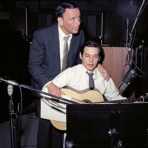 Jobim & Sinatra studio pic