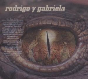 Rodrigo Y Gabriela  album cover 2006