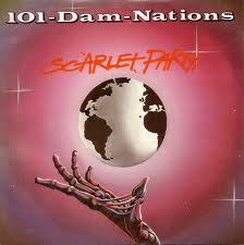 Scarlet Party 101 Damnations Cover Art 1982