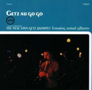 Stan Getz - Getz Au Go Go - Cover Art - 1964