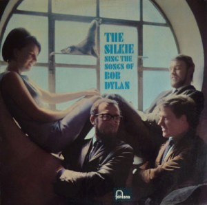 The Silkie Sing Dylan Cover Art 1965