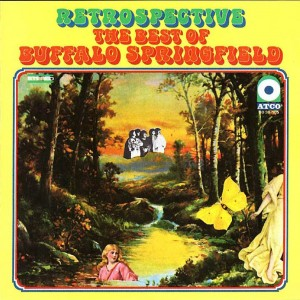 Buffalo Springfield - Best Of Retrospective - Cover Art - 1969