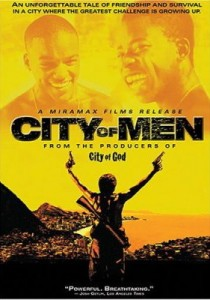 DVD Cover - City of Men (film)