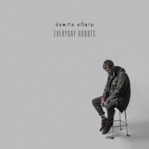 Damon Albarn Everyday Robots 2014 Cover Arts