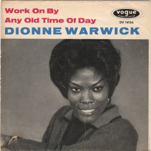 Dionne Warwick - Work On By - kreisch - D - 1964