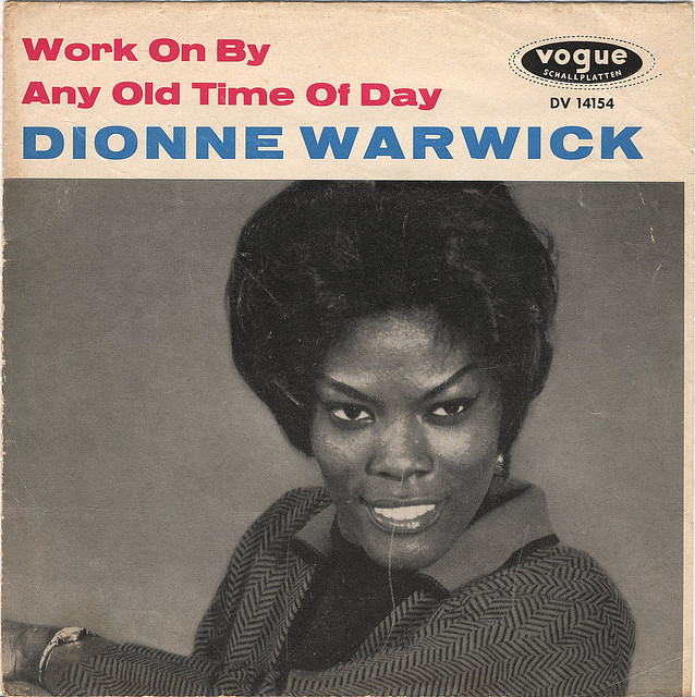 Dionne Warwick* Dionne Warwicke - The Greatest Hits Of Dionne Warwicke Vol. 1