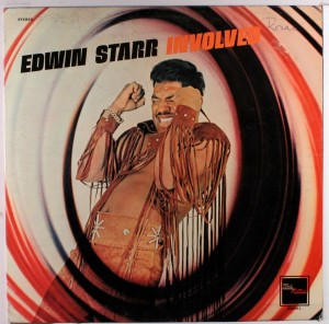 Edwin Starr Involved 1971 Cover Art