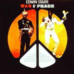 Edwin Starr War & Peace Cover Art 1970