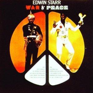 Edwin Starr War & Peace Cover Art 1970