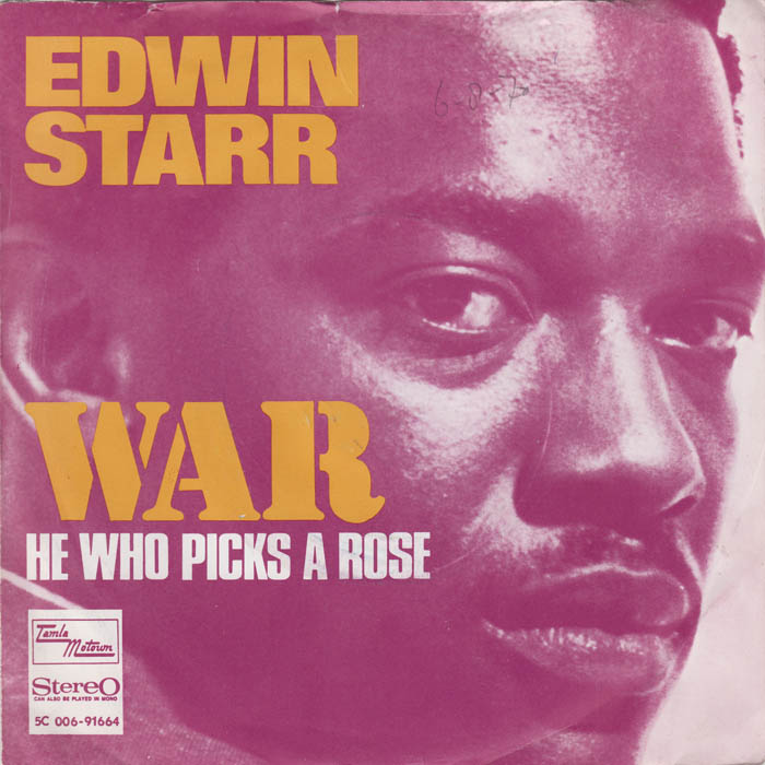 Edwin Starr Twenty Five Miles Love Is My Destination