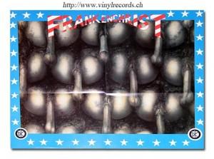 H.R. Giger Poster Frankenchrist Dead Kennedys