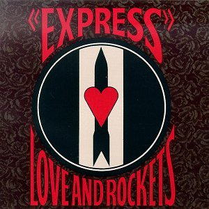 Love And Rockets Express 1986 Cover art