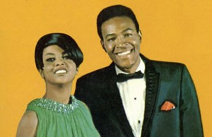 Marvin Gaye Tammi Terrell 1967 Pic