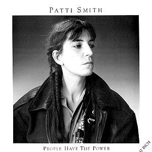 People Have The Power Patti Smith Cover Art 1988