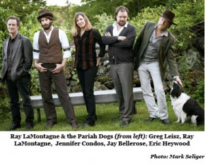 Ray LaMontagne & The Pariah Dogs