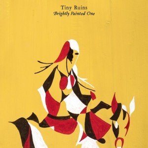 Tiny Ruins - Brightly Painted One - Cover Art - 2014