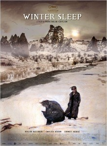 Winter Sleep (Poster) Cannes 2014