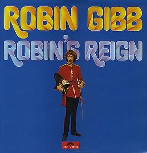 Robin Gibb Robins Reign 1970