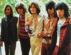 The Rolling Stones 1969 with Mick Taylor