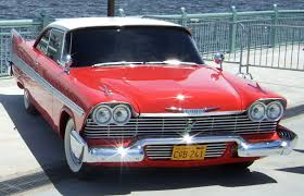 Christine Movie Car 1958 Plymouth