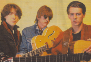 Talk Talk guitars pic