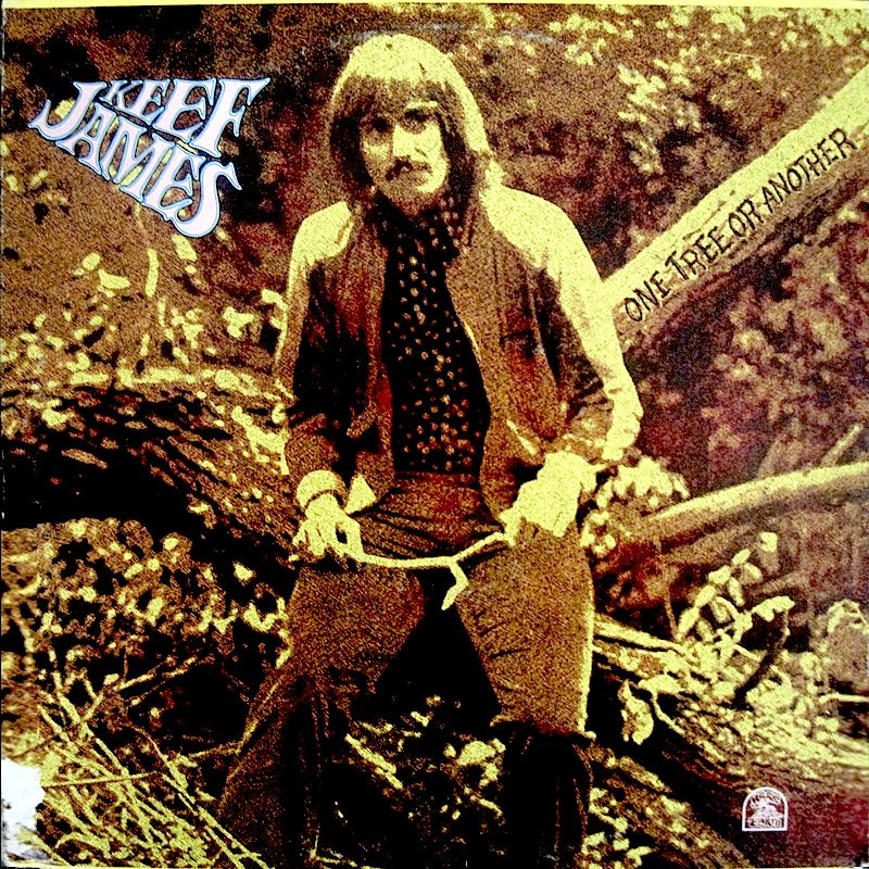 keef James One Tree Or Another Cover Art 1972