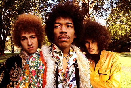 Jimi Hendrix Experience !967 Pic Burning Of The Midnight Lamp ...