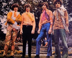 The Pink Floyd 1967 Colour Pic