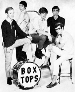 Box Tops B:W