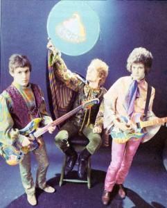 Cream 1967 Colour Pic 3 (The Fool Clothing)