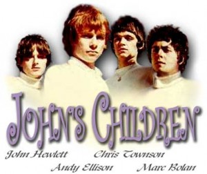 Johns Children pic With band name