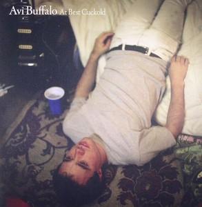 Avi Buffalo - At Best Cuckold Cover Art 2014