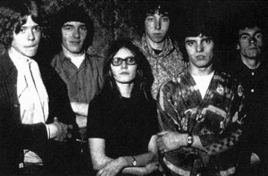 Fairport Convention 1968 B:W Pic
