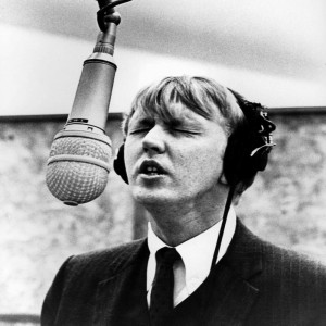 Harry Nilsson B:W Sixties Pic