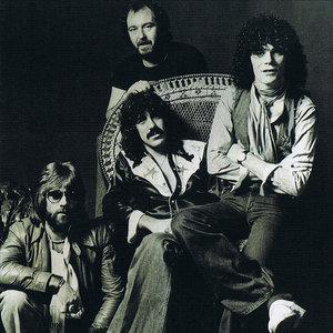 Nazareth B:W Pic 1973