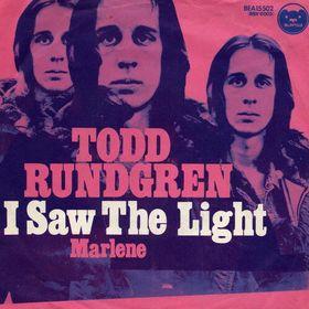 I saw the light 45