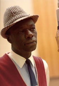 Nat King Cole in the UK 1963